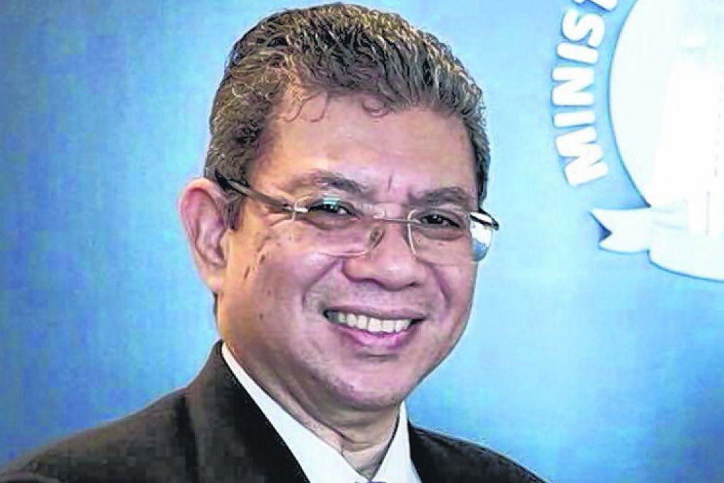 Menteri Luar Malaysia, Datuk Saifuddin Abdullah
