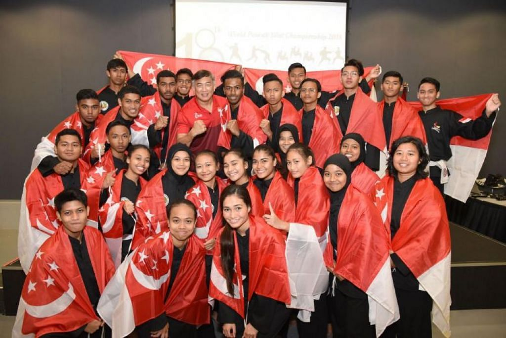 Silat: S'pore claims 3 golds, 2 silvers and 1 bronze on 1st day of World Pencak Silat Championship