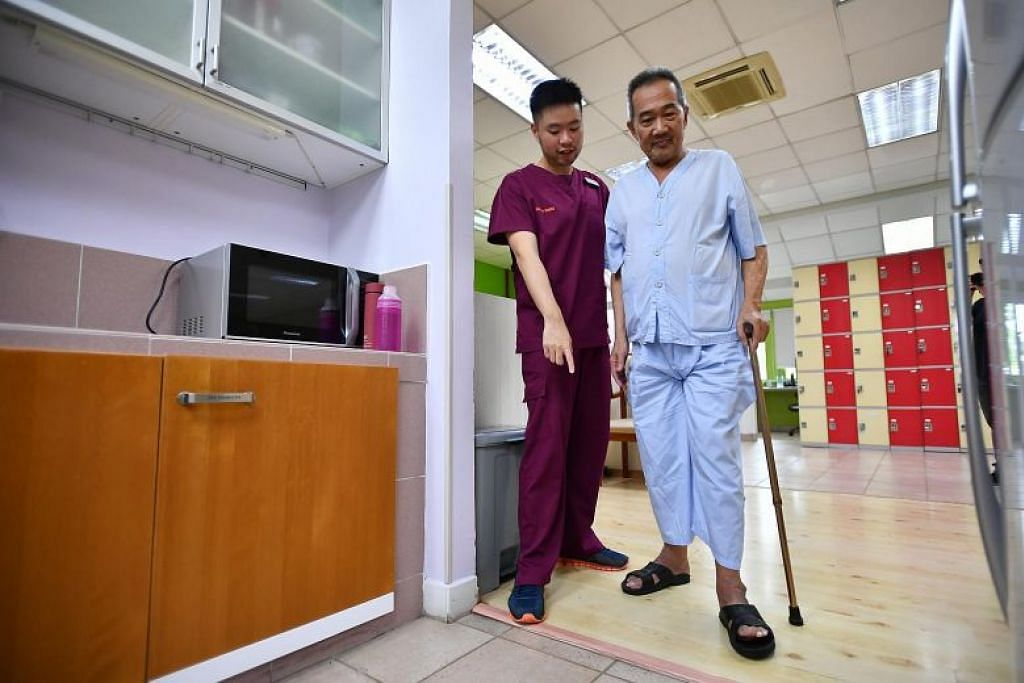 Alexandra Hospital provides patients with one-stop services under new care model