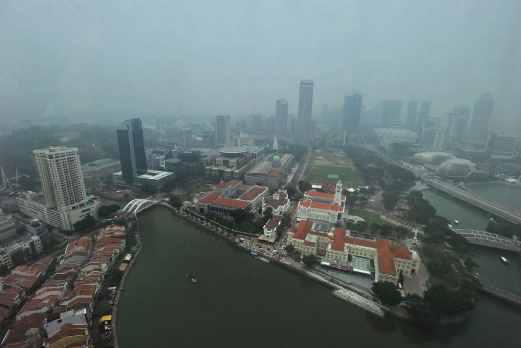 Haze unlikely in 2019 despite developing El Nino: Indonesian official