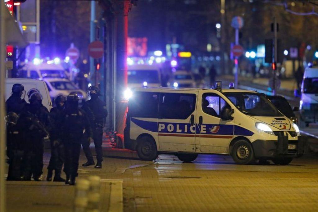 Main suspect in Strasbourg attack killed in gunbattle with police