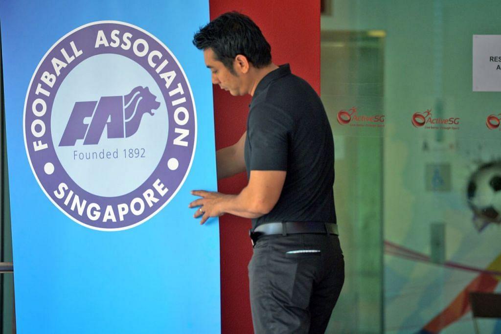 AKIBAT LANGGAR PERATURAN: Gymkhana FC dikeluarkan dari NFL, dengan FAS turut menarik balik semua sokongan kewangan bagi kelab bola sepak tersebut. – Foto BH oleh KUA CHEE SIONG