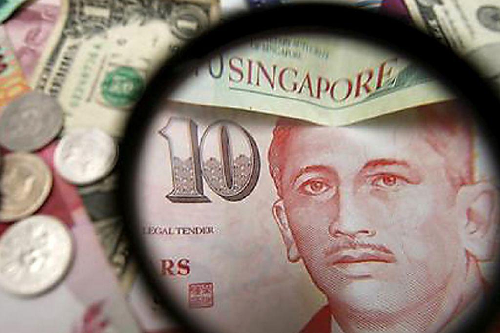 BONUS: Seramai 2.8 juga warga terima Bonus SG. – Foto REUTERS