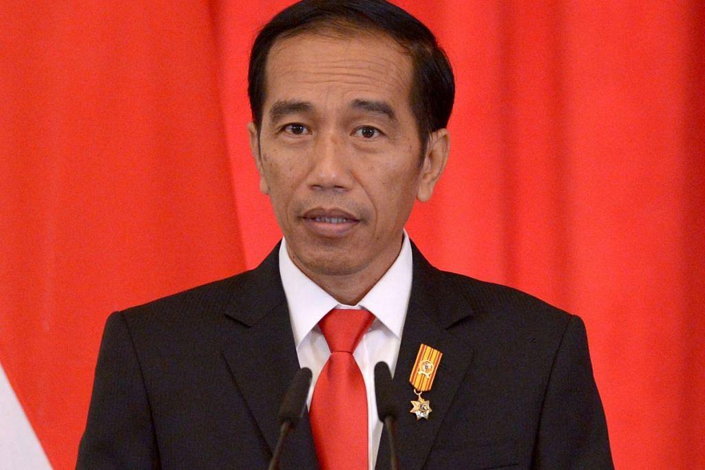Kenyataan rasmi Presiden Indonesia, Joko Widodo atau Jokowi yang meluahkan kesedihannya terhadap mangsa yang terkorban dalam kejadian tsunami di Banten sambil berkata pihak yang berkaitan diarah menangani kesan tsunami tersebut.
