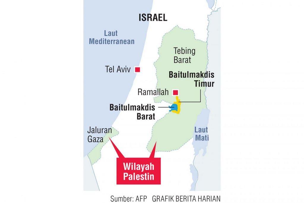 Wilayah Palestin