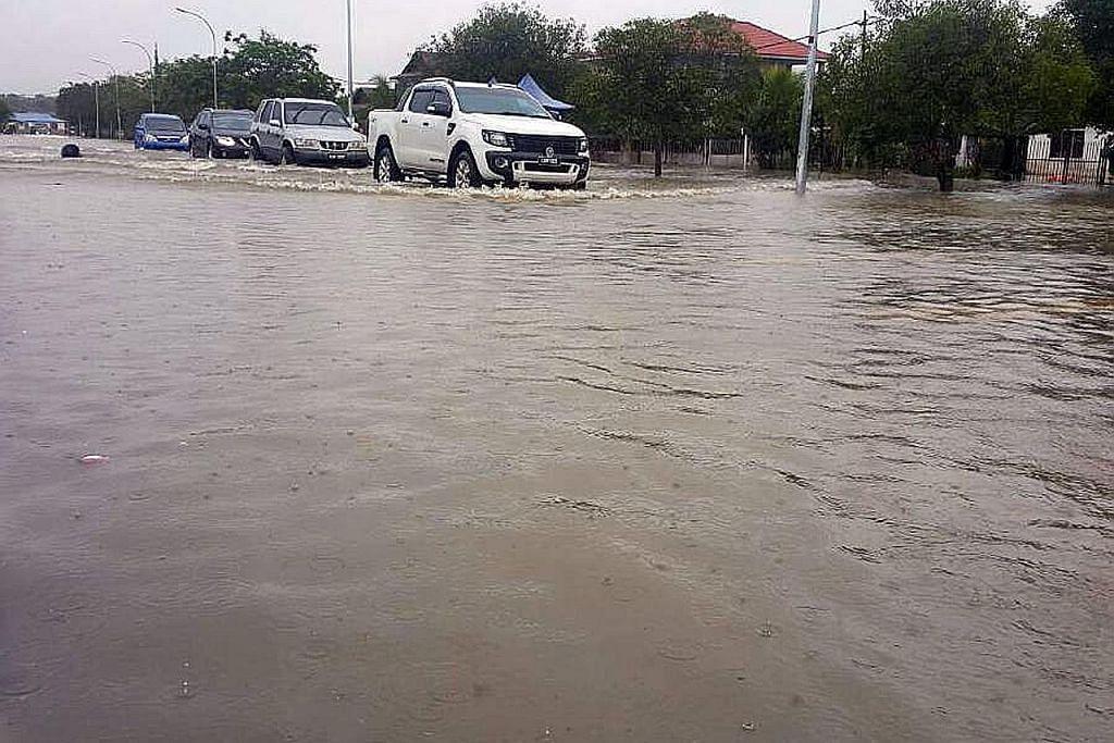 Banjir di Pahang semakin buruk