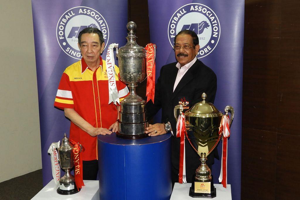 Pilihan S'pura boleh jangkakan cabaran hebat di Stadium Shah Alam