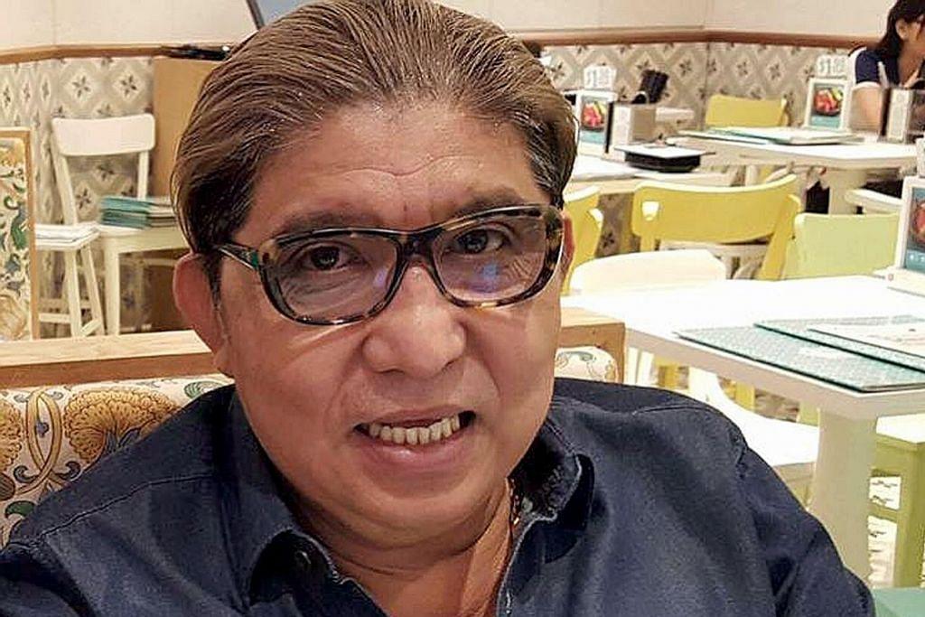 Pemilik kedai Alhambra Padang Satay meninggal dunia