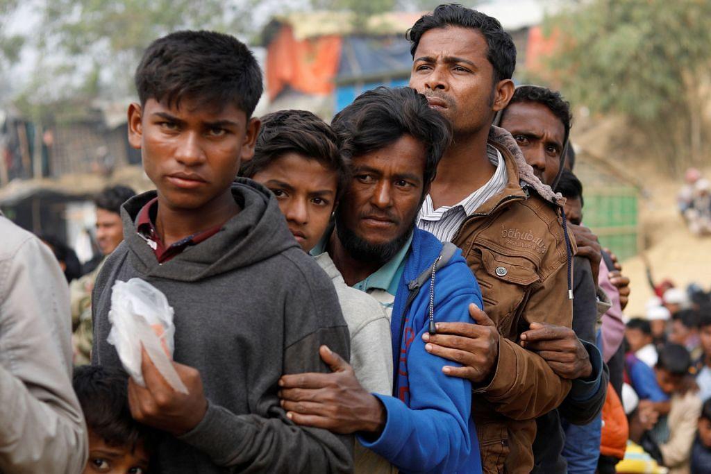 Bangladesh, Myanmar setuju hantar pulang pelarian Rohingya dalam tempoh dua tahun