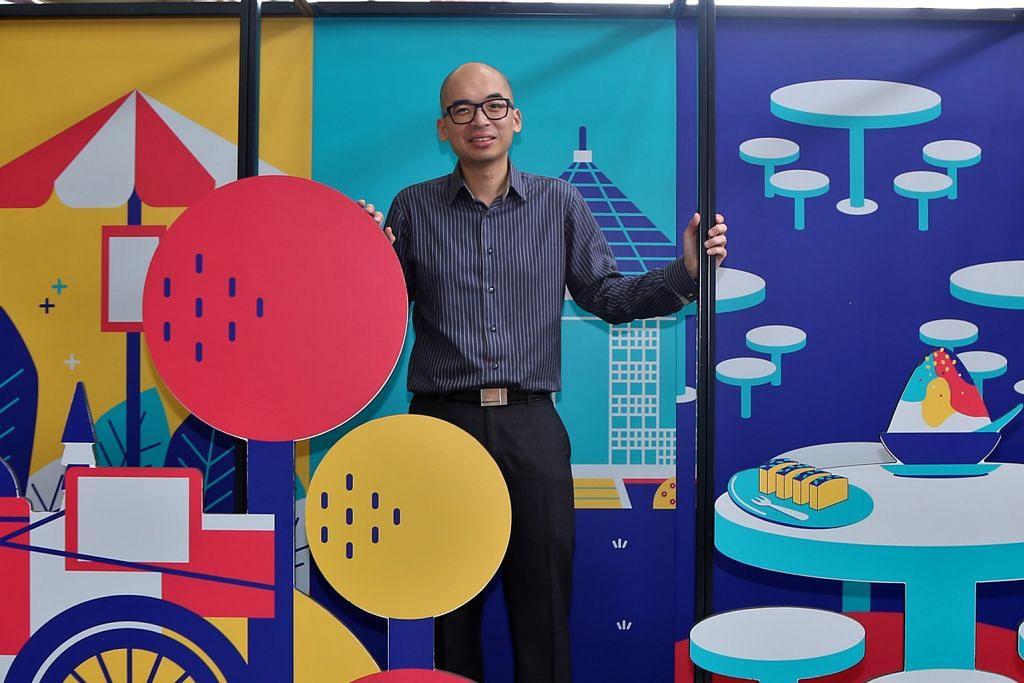 PAMERAN PELAN WARISAN SINGAPURA KITA Lebih ramai warga dilibatkan dalam Pelan Warisan Singapura Kita