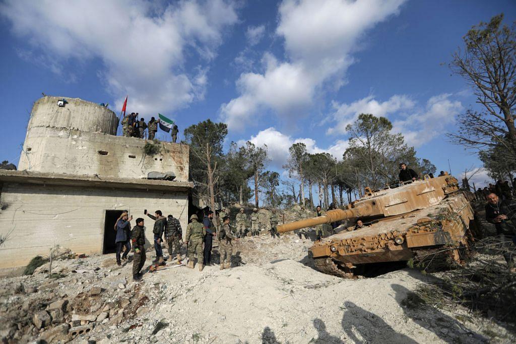 Erdogan: Turkey akan 'bersihkan' kawasan sempadan dengan Syria