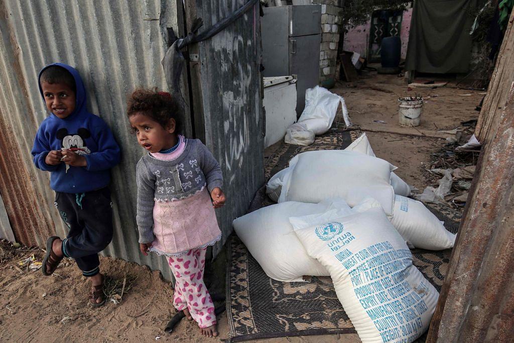 Derita pelarian Palestin berpanjangan