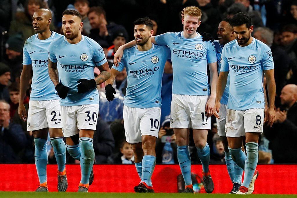 Skuad Man City paling mahal dalam sejarah