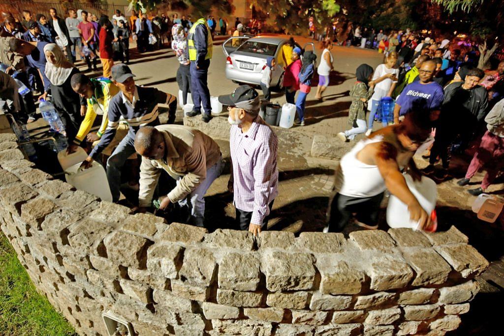 Afrika Selatan isytihar kemarau bencana nasional