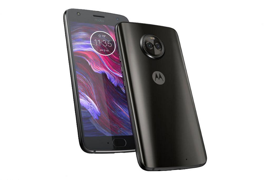 Moto X4 jana audio jelas, kamera bijak