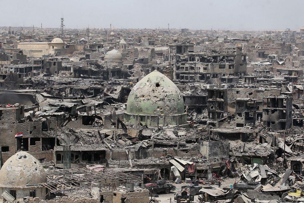 Ikrar $33b negara dunia bagi bantu bangun semula Iraq