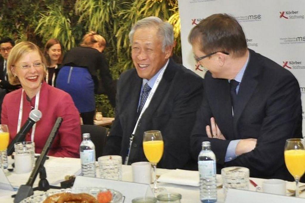 Eng Hen: Globalisasi akan terus main peranan penting
