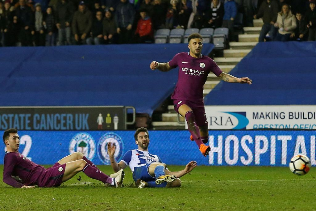 Wigan tamatkan harapan City