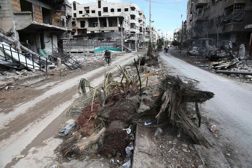 Amerika: Russia penyebab huru-hara di Syria