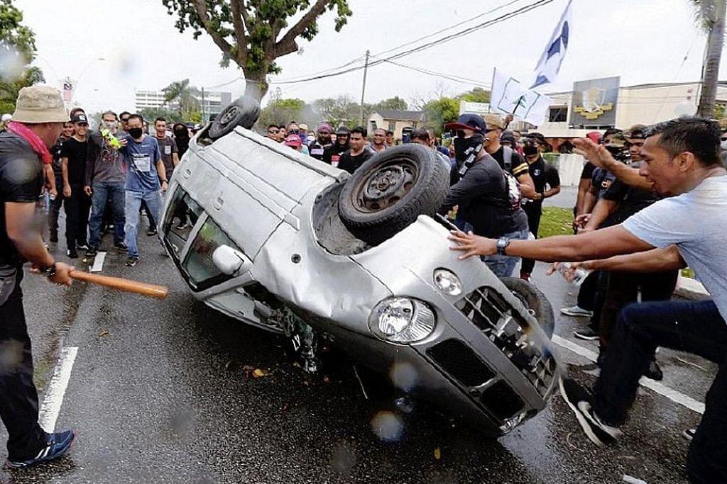 Polis Perak jalani latihan hadapi pilihan raya