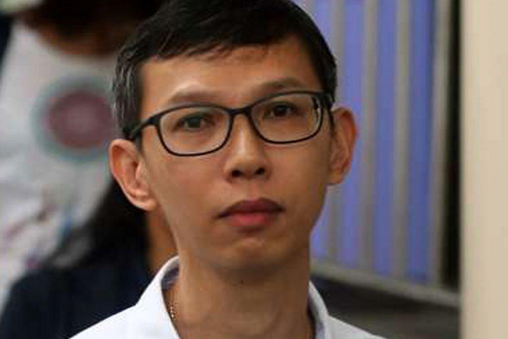 Bekas penolong jurutera SMRT dipenjara 4 minggu