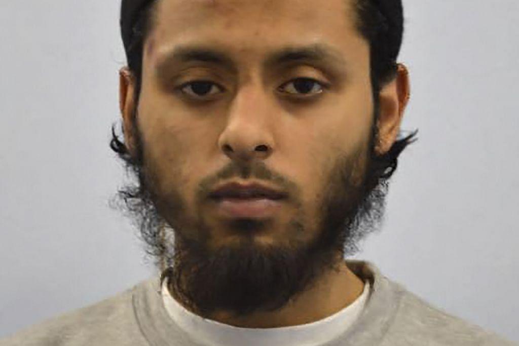 Penyokong ISIS Britain dipenjara 25 tahun