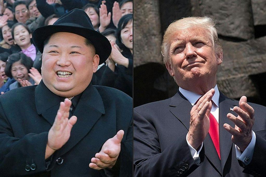 Trump mahu kekalkan tekanan maksimum atas Korea Utara