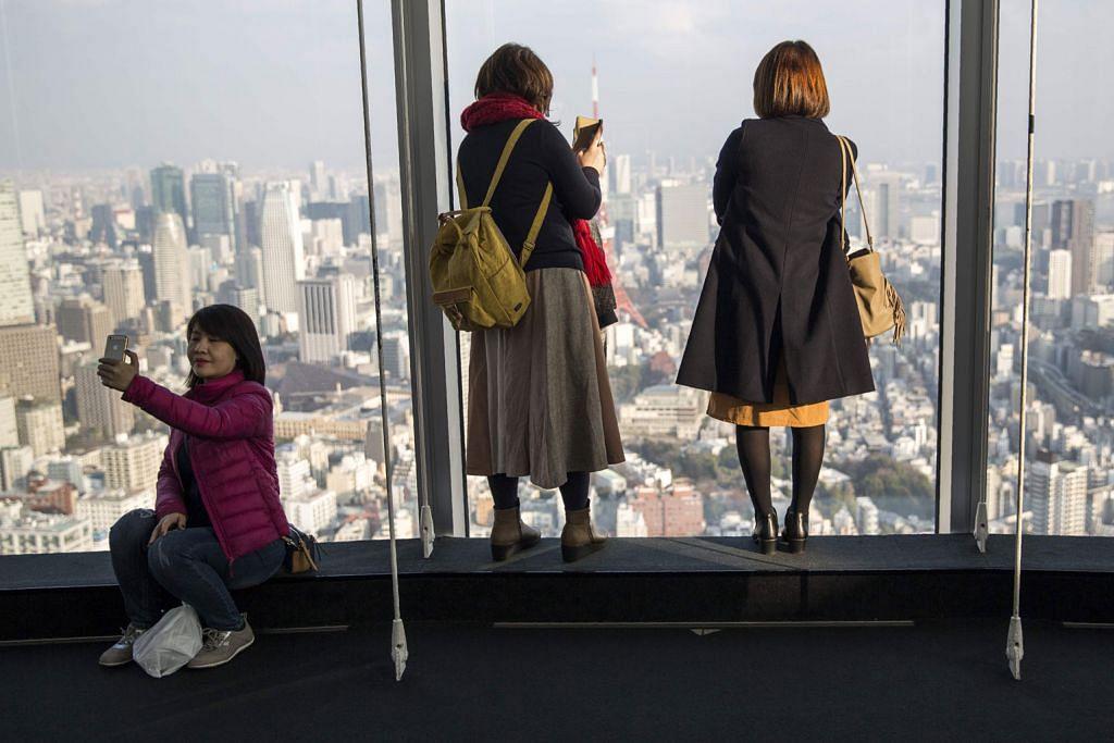 Bilangan pelawat ke Jepun catat rekod Januari lalu