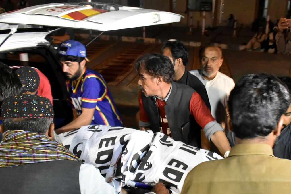 9 maut dalam dua serangan berasingan di barat daya Pakistan