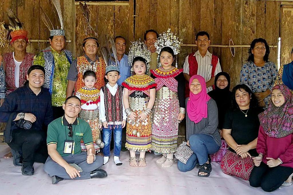 SEKILAS TARIKAN BUDAYA DI BRUNEI PAKEJ PESTA HARI RAYA TIGA HARI DUA MALAM ROYAL BRUNEI AIRLINES Kekayaan budaya dan warisan Brunei