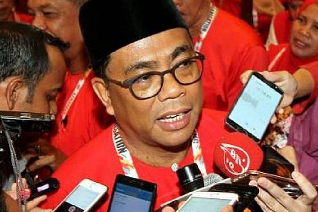 Menteri Besar Johor pertahan TMJ