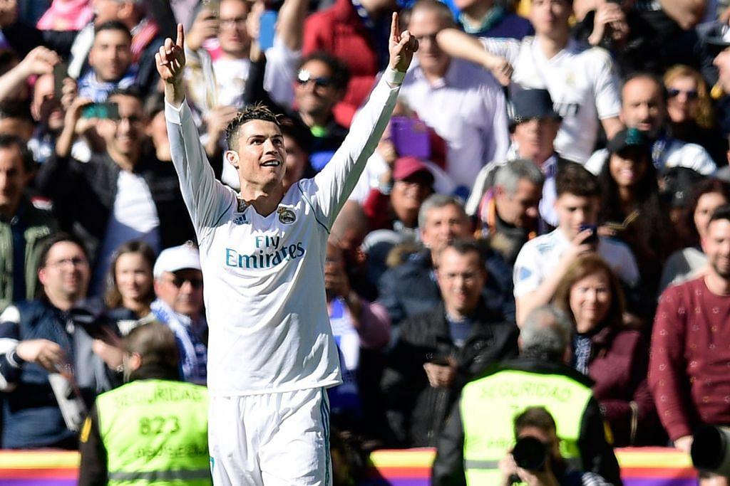 Rekod lebih besar menanti Ronaldo...