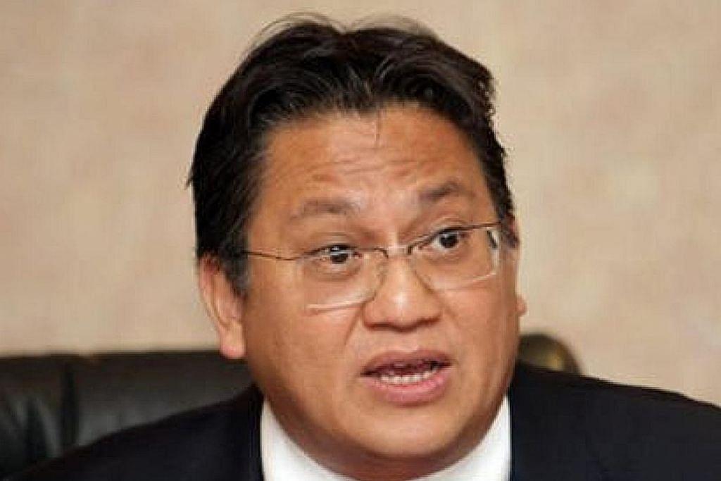 MENJELANG PILIHAN RAYA UMUM MALAYSIA Nur Jazlan: Pembangkang tidak mungkin bentuk kerajaan tanpa sokongan Sabah, Sarawak