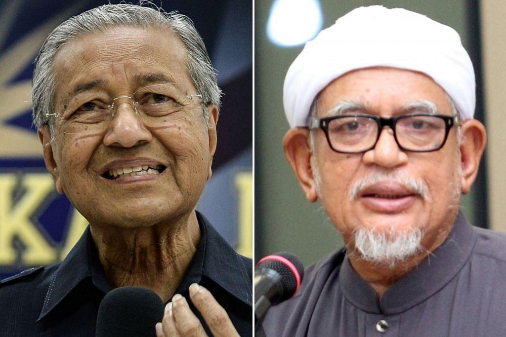 Hadi Awang pula lebih sesuai ajar agama di kampung: Mahathir