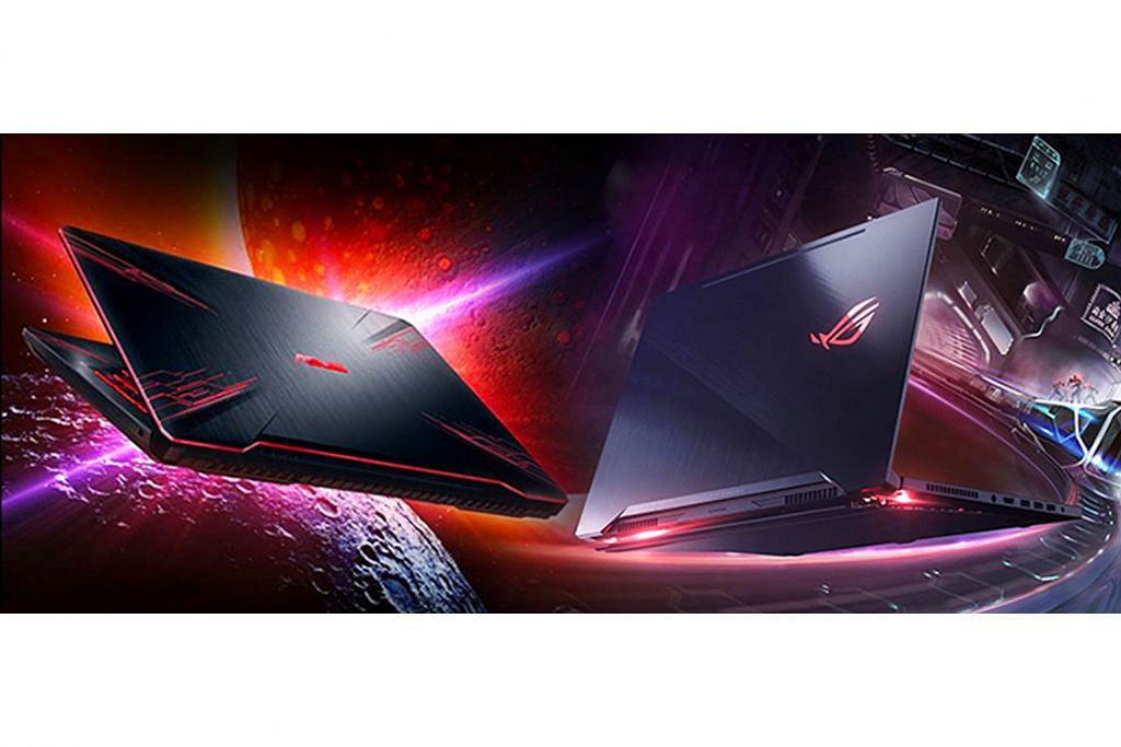 Main komputer dengan 'laptop' berkuasa