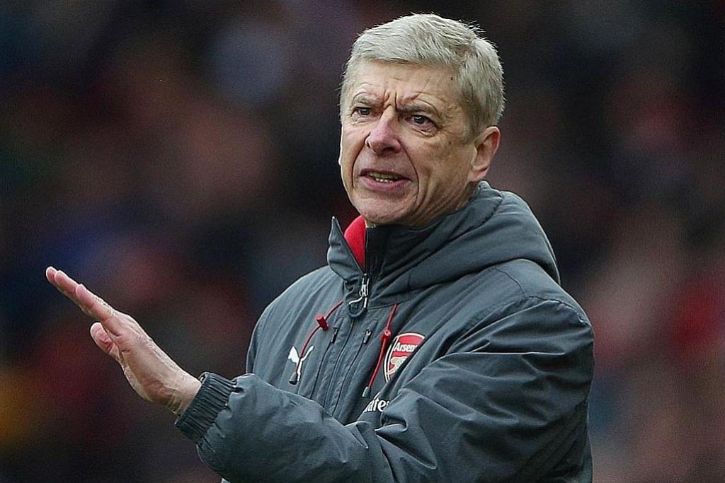 Wenger undur diri di akhir penghujung musim