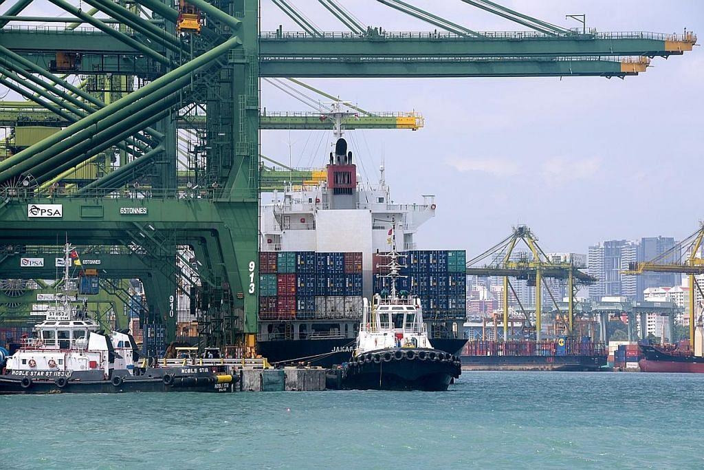 Pameran selami sekitaran dinamik maritim