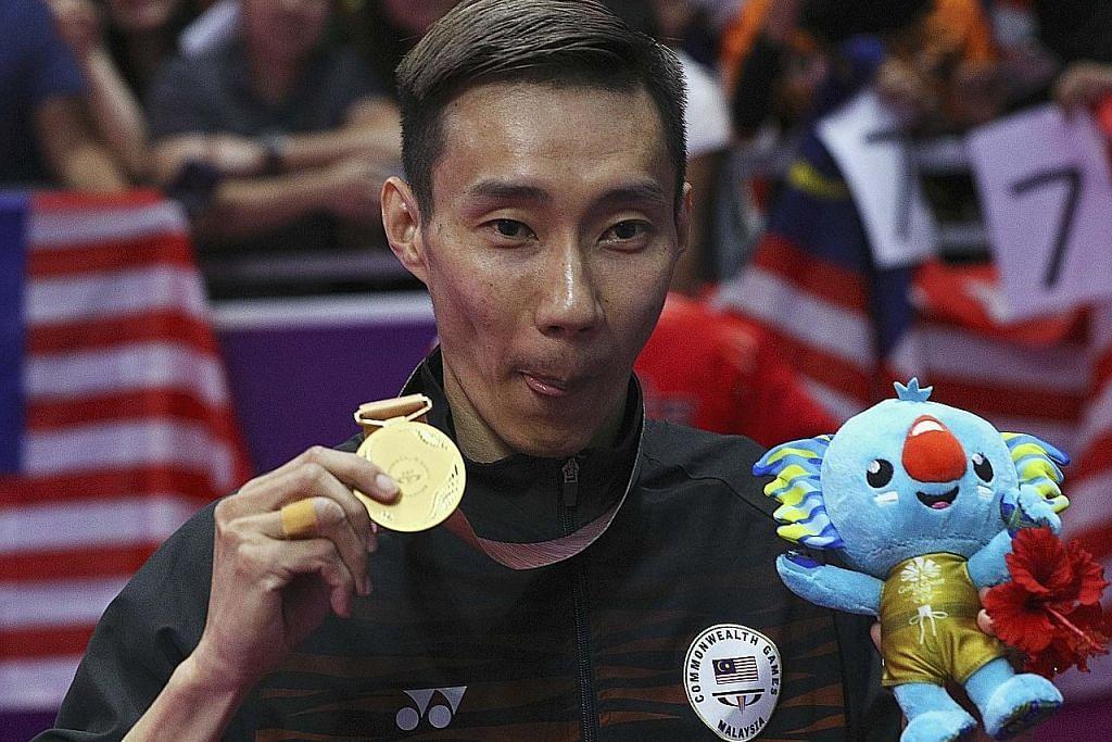 Lee Chong Wei (Malaysia)