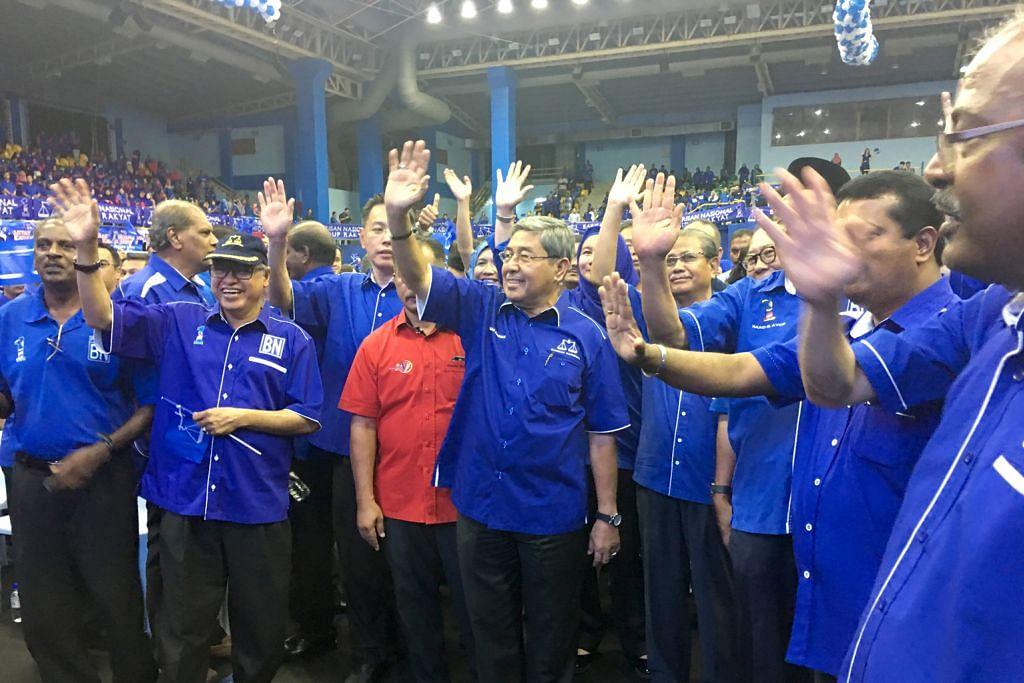 Janji BN pertahan 'kubu' di Kedah