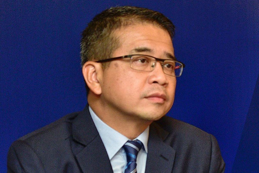 Edwin Tong dilantik Menteri Negara Kanan