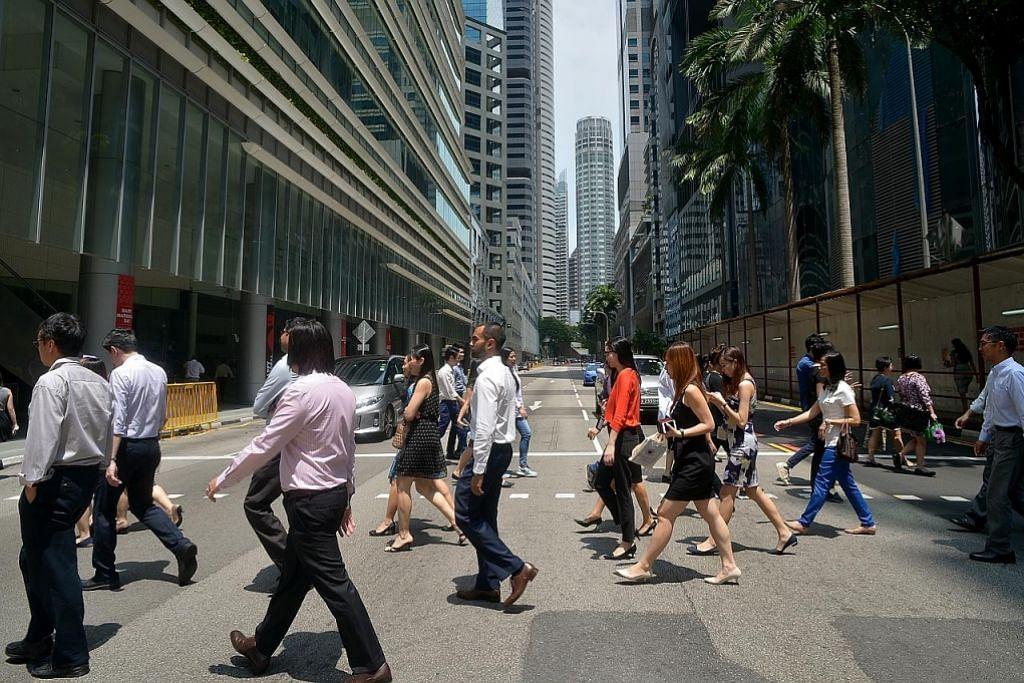 Pemberhentian kerja terendah dalam tempoh hampir 7 tahun