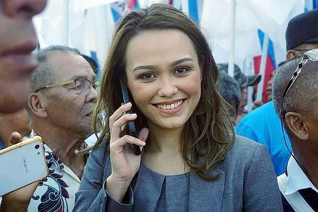Bekas ratu cantik tanding di Sabah