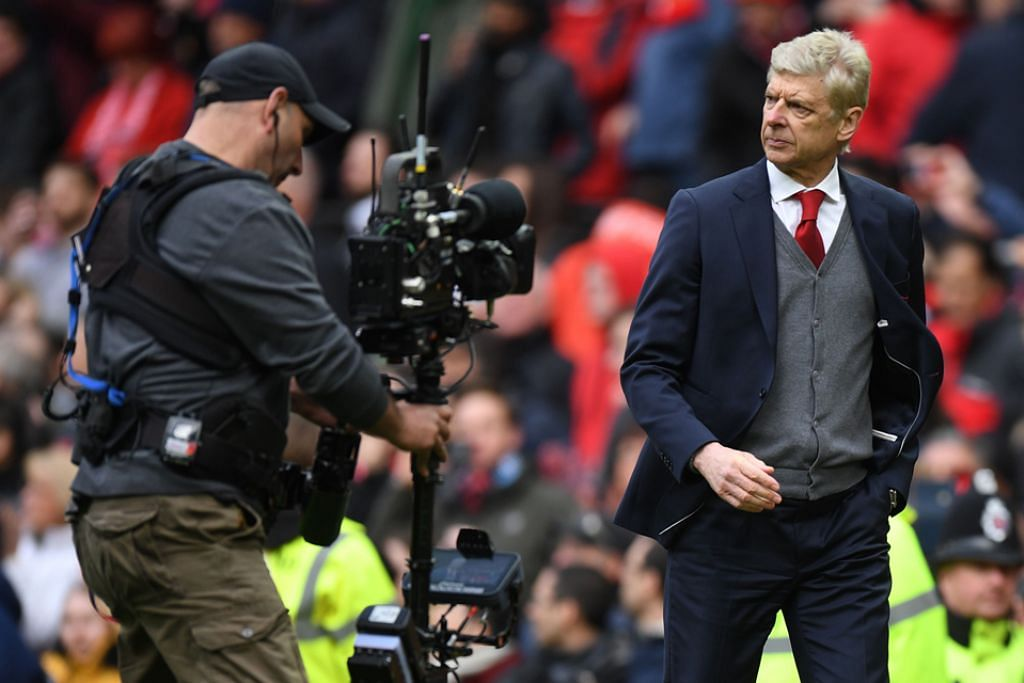 BOLA SEPAK ENGLAND Selamat tinggal Wenger