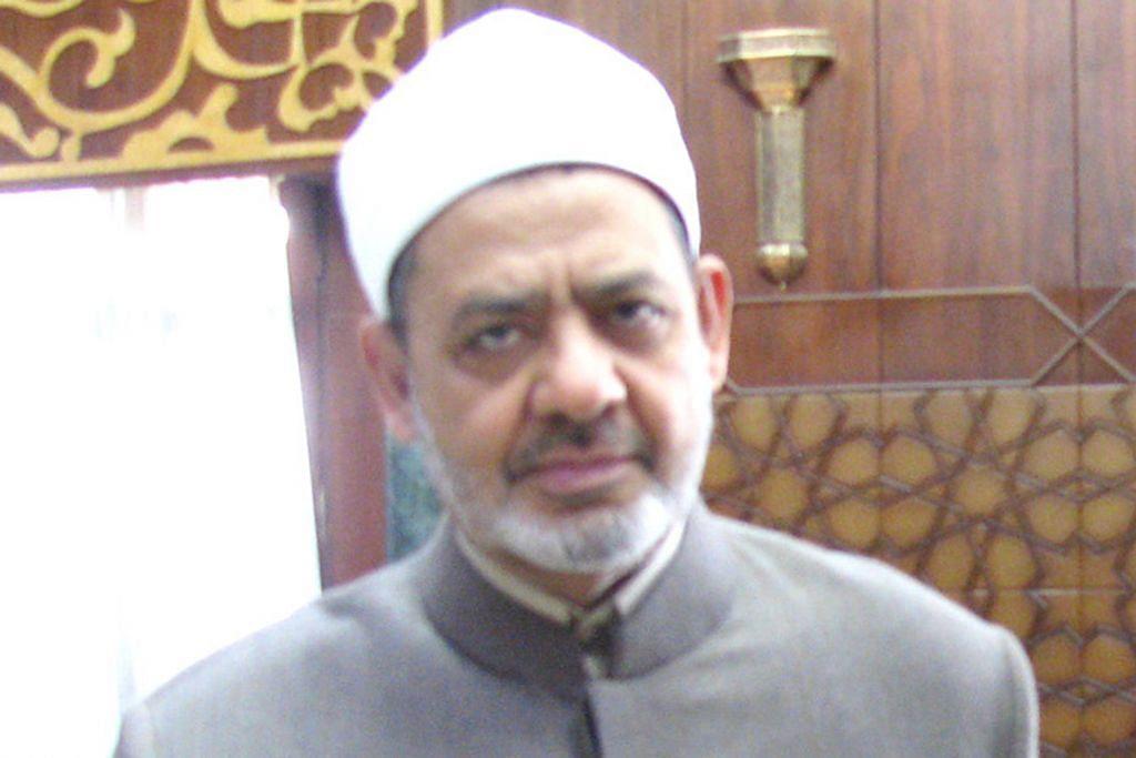 Imam Besar Al-Azhar, Sheikh Ahmed Al-Tayyeb lawat Singapura