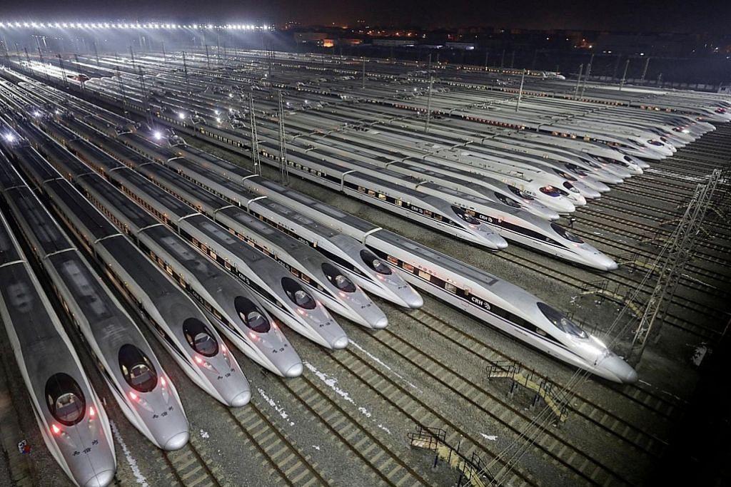 China pecut jadi gergasi ekonomi dan perdagangan dunia