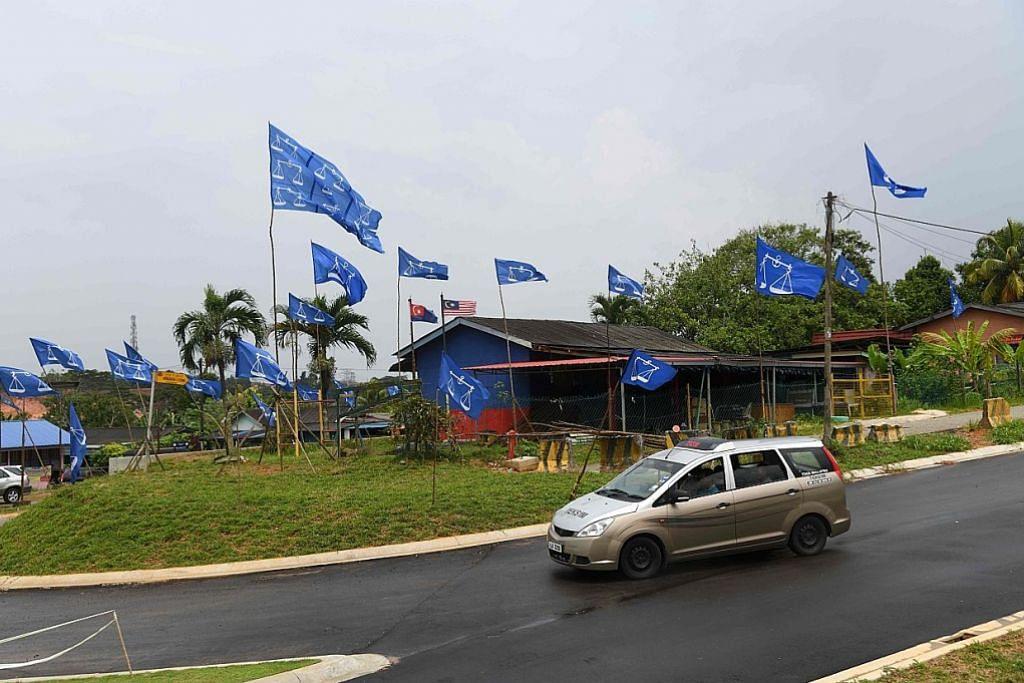 PILIHAN RAYA UMUM MALAYSIA BN mampu kekalkan struktur kerusi Parlimen dan DUN di Johor