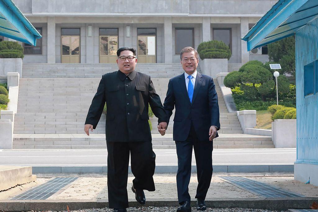 'Era aman' bagi Semenanjung Korea