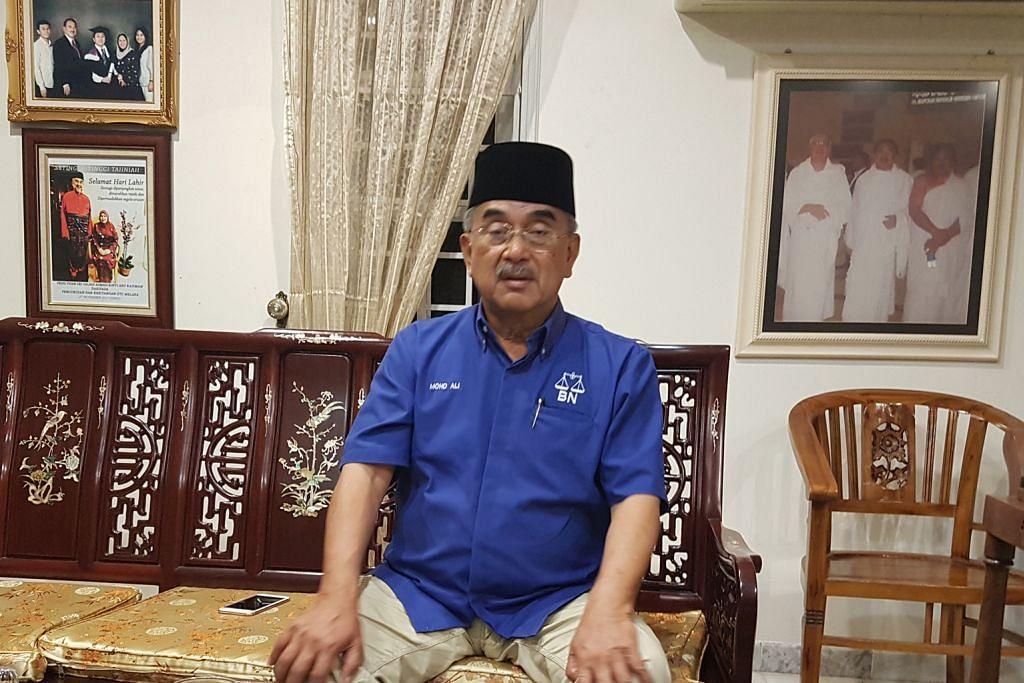 Ali Rustam: Gelombang biru BN akan kekal di Melaka