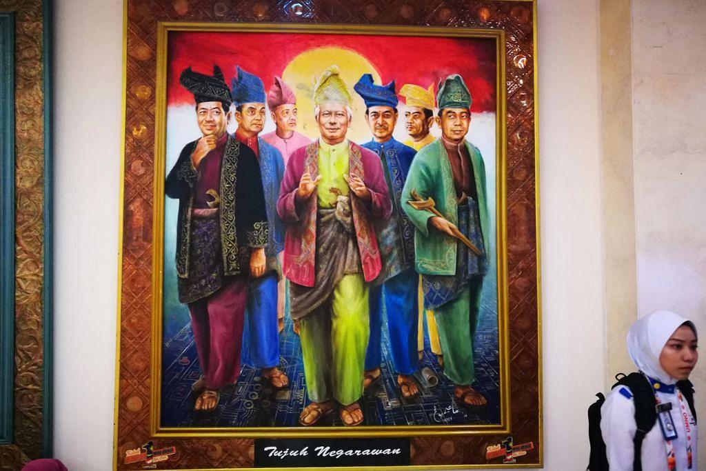 'Kepimpinan Najib persis bapa'