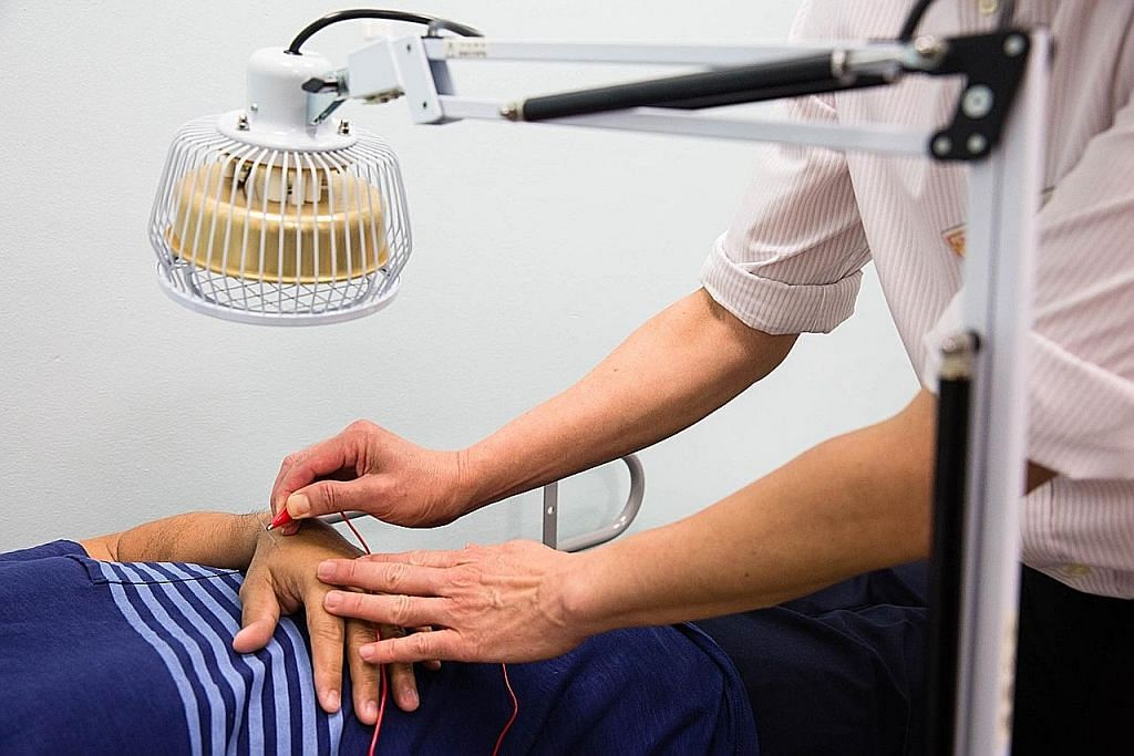 Hospital Alexandra tawar rawatan akupunktur